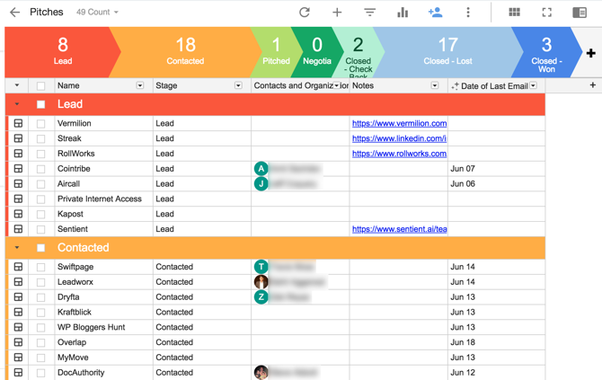 The 7 Best Gmail CRMs Compared: Which Inbox Manager Is Best?