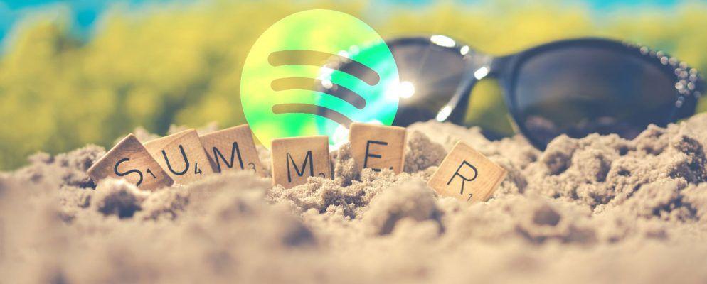 Die 15 besten Spotify Playlisten für den Sommer