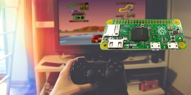How to Turn a TV Into a Retro Gaming System With Raspberry Pi Zero