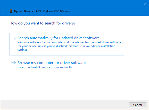 Do my drivers need updating