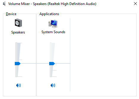 How to Customize Sounds on Windows 10 (And Where to Download Them) windows 10 mixer old
