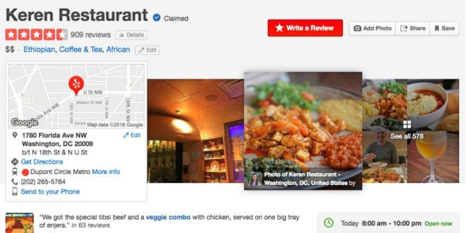 Yelp Adds Health Inspection Data for Restaurants