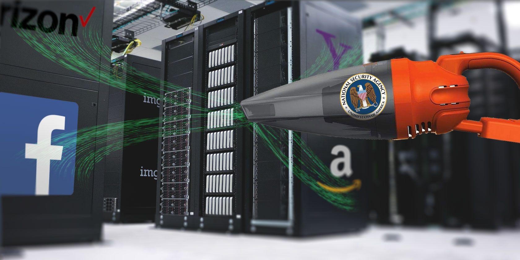 vaše-podaci ruku za NSA