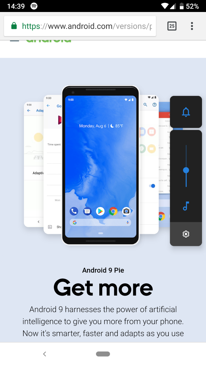 The 13 Best New Features In Android 90 Pie To Main Panel Electrical Diy Chatroom Home Improvement Forum You Can Tap Icon Above This Toggle Your Calls Volume Between Ring Vibrate And Mute Youll Need Select Gear Open Sound Menu