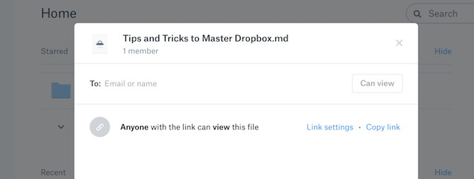 dropbox direct download link