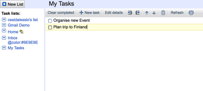 Google Tasks - How to Get Started