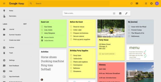 Google Keep vs. Evernote: Which Note Keeping App Is Best for You?