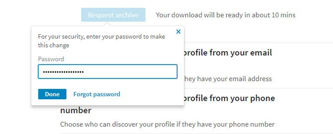How To Download All The Data Linkedin Has About You