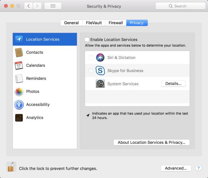So sehen Sie, welche Mac-Apps Zugriff auf Ihre Daten haben