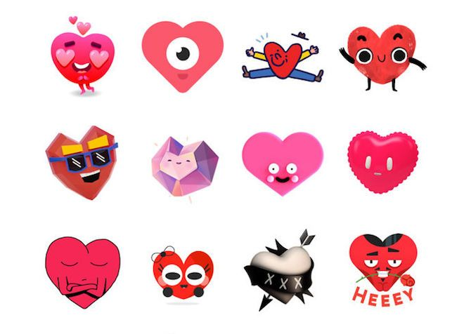 Made with Love iMessage Sticker Pack