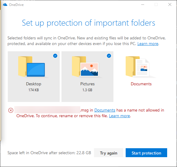 How to Back Up Any Folder With OneDrive (No Matter Where It Is)
