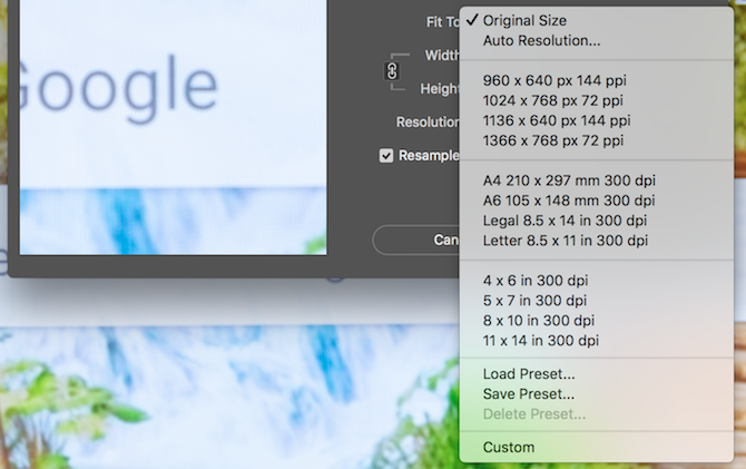 How to Properly Resize Images in Photoshop