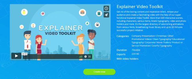 Create videos and animations online using renderforest smart tech once youve selected a template youll see a brief description of its use case and other information below this you can check out videos others have made fandeluxe Gallery