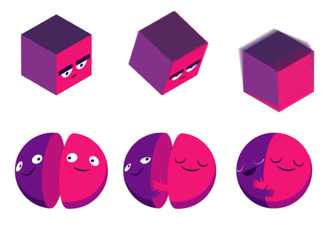 Solid Solids iMessage Sticker Packs