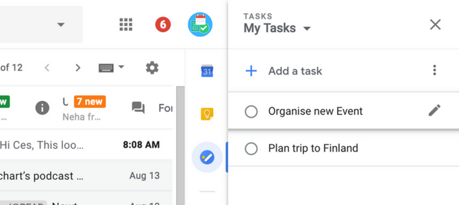 Tasks by Google - Get Started