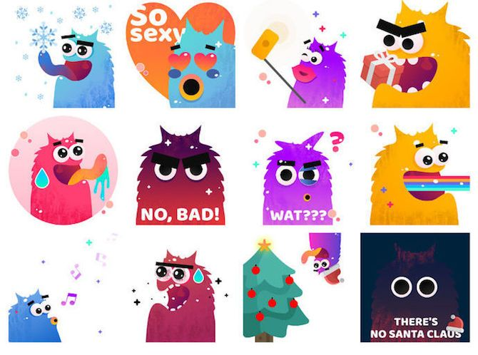 Truly Furry iMessage Sticker Pack