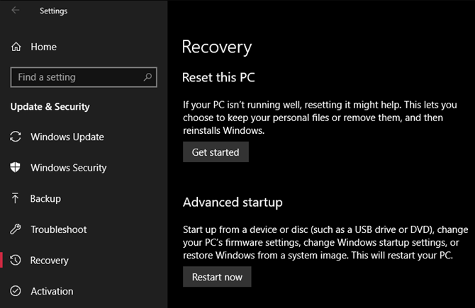 4 Ways to Factory Reset Your Windows Computer