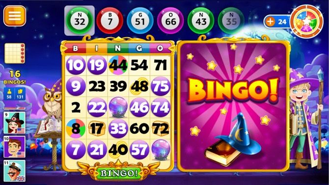 Wizard Of Bingo