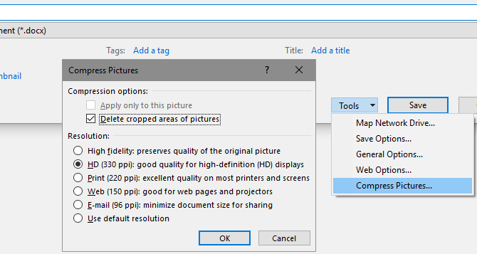 3 Ways to Reduce the Size of a Microsoft Word Document – Smart Tech