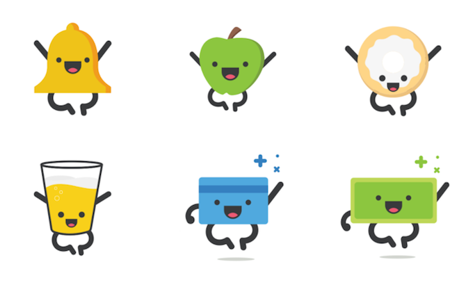 Yippies iMessage Sticker pack