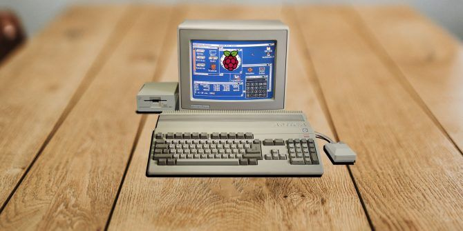 How to Emulate the Commodore Amiga on a Raspberry Pi Using Amibian