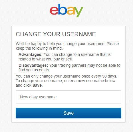 eBay-Change-Username