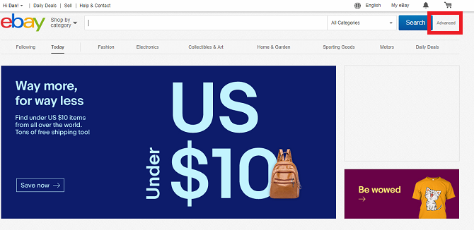 10 eBay Advanced Search Tips for Geeks