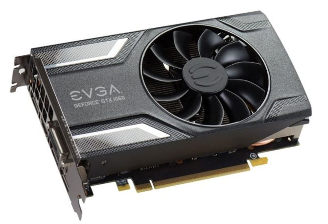 evga geforce graphics card