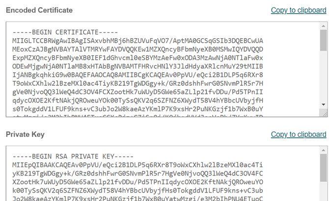 ssl certificate text