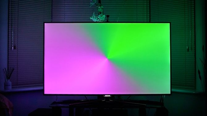 Forget Philips Ambilight: iHoment Retrofit TV Backlight Does The Job For $60 iHoment 2 color