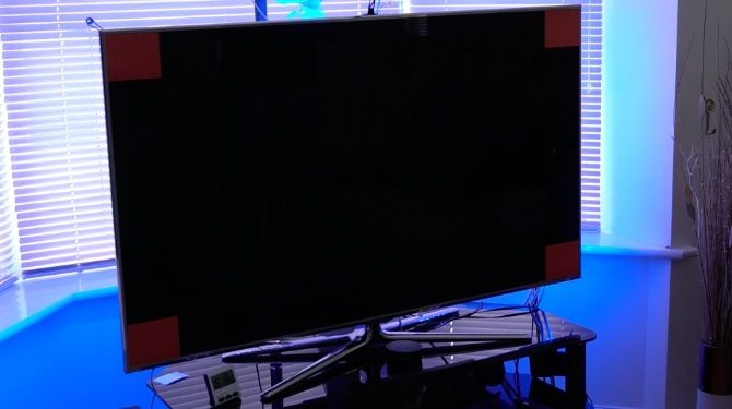 Forget Philips Ambilight: iHoment Retrofit TV Backlight Does The Job For $60 iHoment calibration