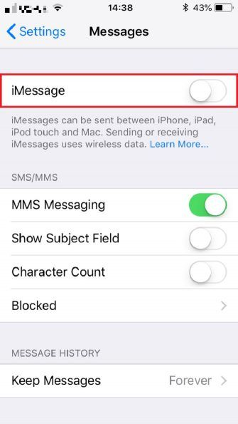 "How to Fix ""iMessage Not Delivered"" on Your iPhone"