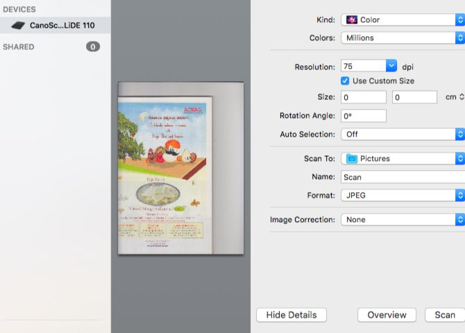image-capture-scan-mac