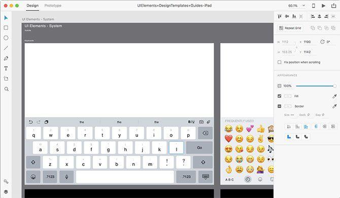 Adobe XD and iOS UI Kit