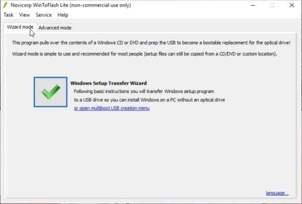 10 Tools zum Erstellen eines bootfähigen USB von einer ISO-Datei