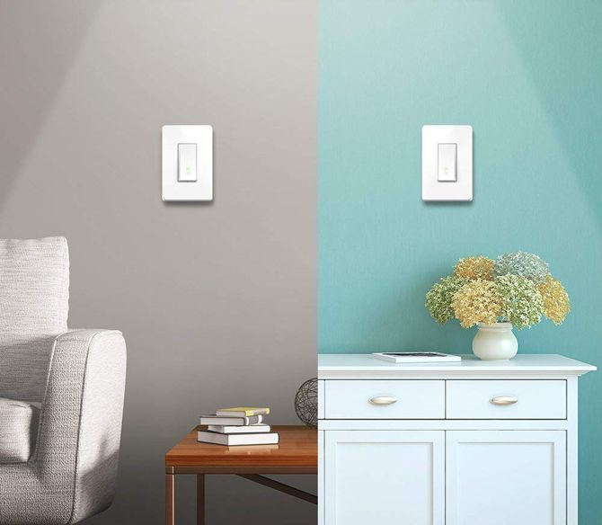 Kasa Smart Wi-Fi Switch 3-Way