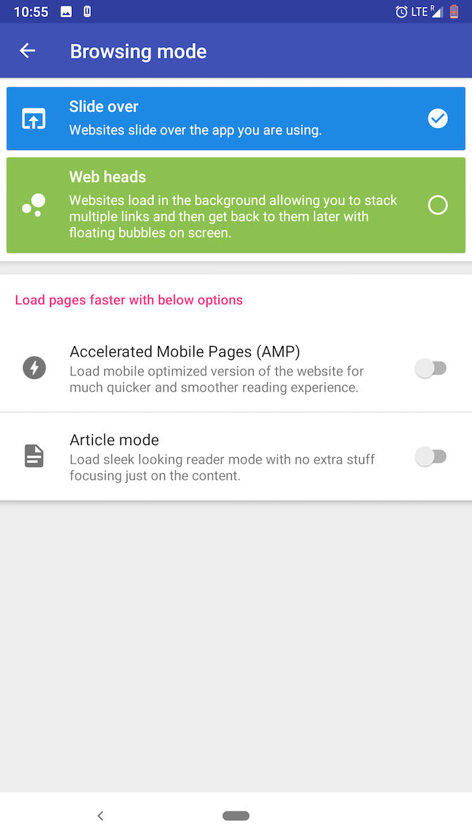 7 Unique Android Browsers That Offer Something Special