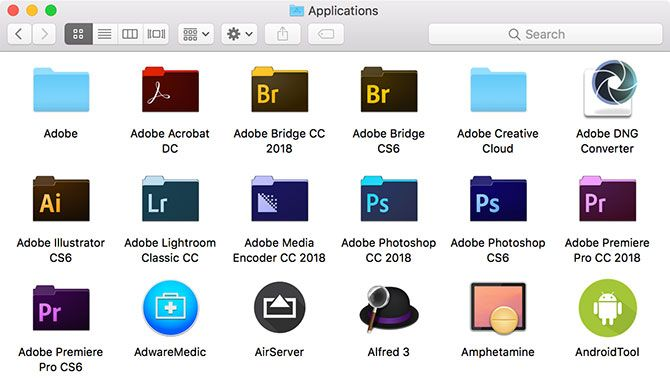 macOS Applications