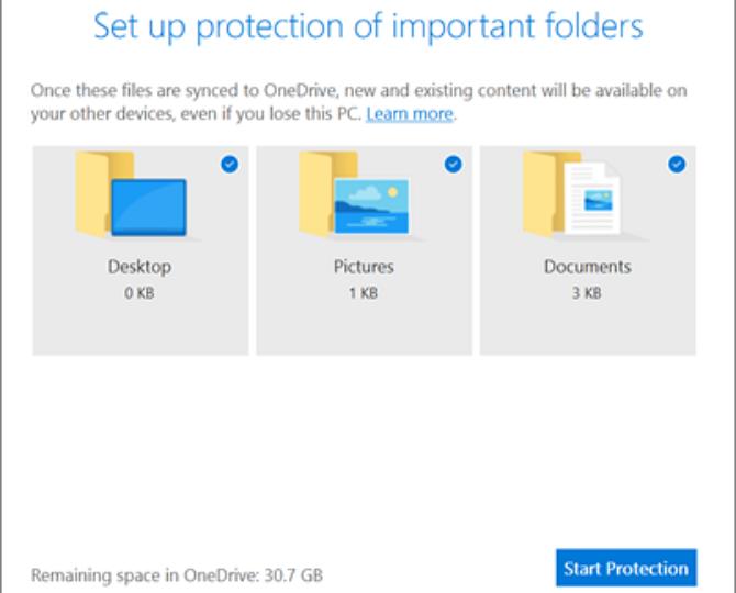 OneDrive Now Automatically Backs Up Your Folders – Smart Tech