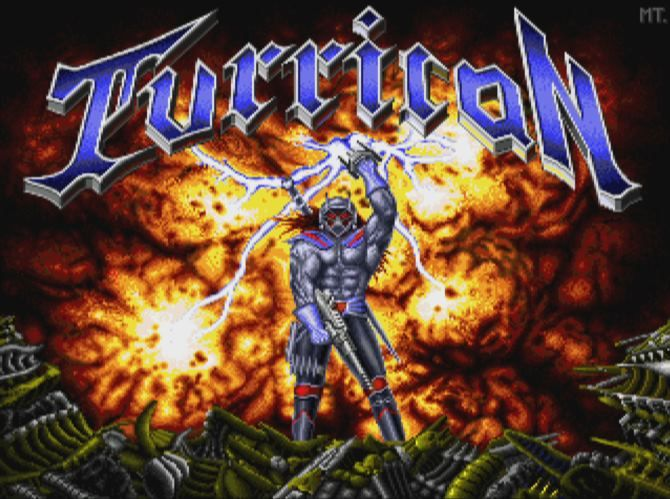 Run Turrican and other classic games on your Raspberry Pi with Amibian