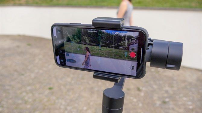 Yi Smartphone Gimbal: Silky Smooth Footage, But Could Be Better object tracking on yi gimbal app 670x377