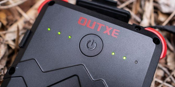 OUTXE Savage 20,000mAh Rugged Power Bank