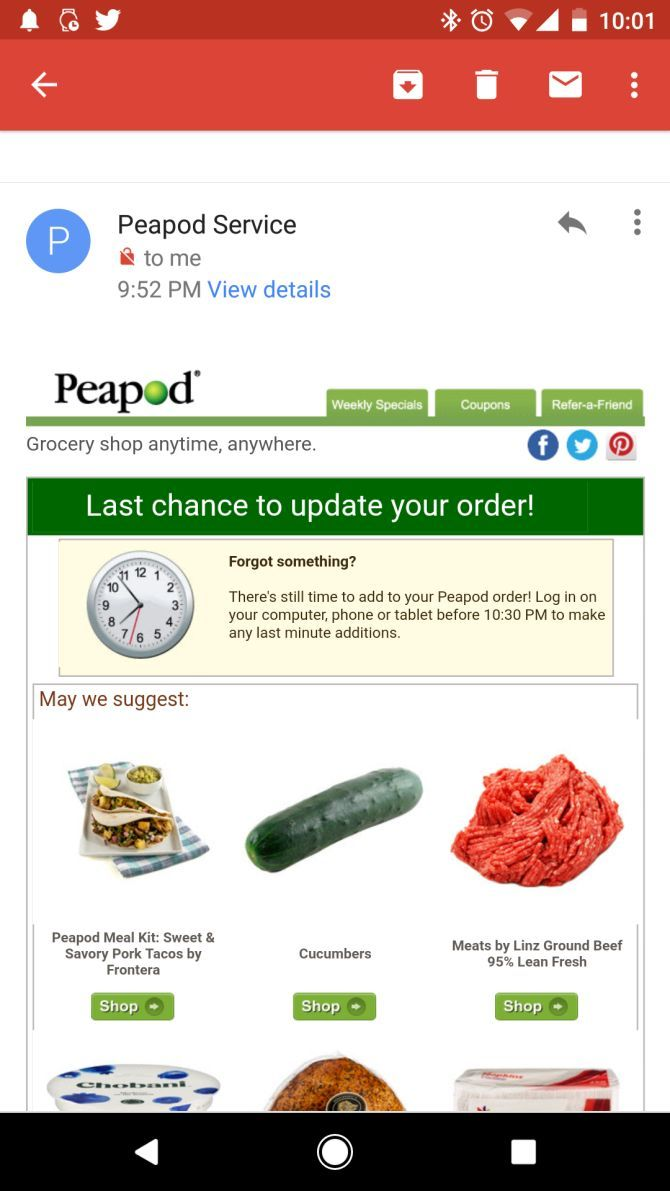 Shipt vs  Instacart vs  Peapod: Which Personal Shopping