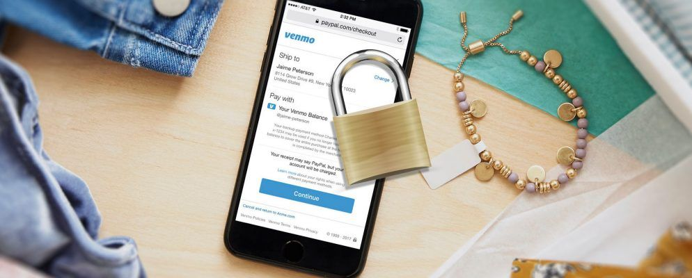 10 Tipps, um Ihr Venmo-Konto sicher, sicher und privat zu halten
