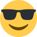 unlock snapchat smiling face with sunglasses trophy