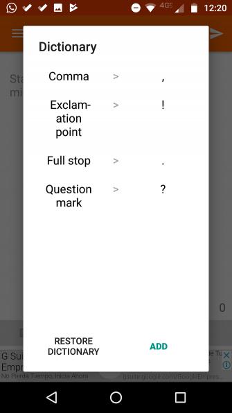 7 besten Android Diktier-Apps für einfache Sprache-zu-Text