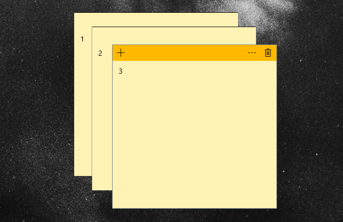 Wie Sie mit Windows 10 Sticky Notes in weniger als 5 Minuten beginnen