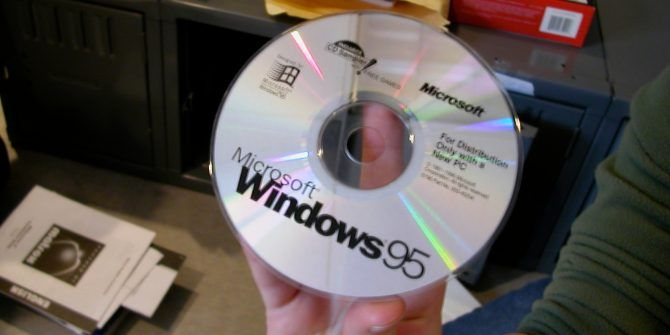 You Can Now Install Windows 95 as an App