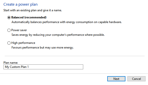 Missing High Performance Power Plan on Windows? Here's the Fix