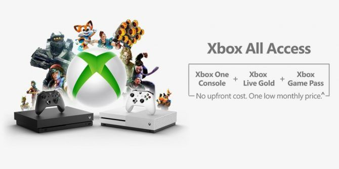 Microsoft Launches Xbox All Access for $22/Month